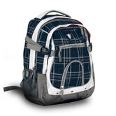 Rally Backpack with Side Buckles