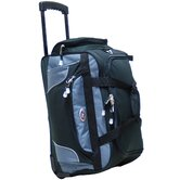 Champ 21&quot; 2-Wheeled Carry-On Duffel