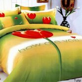 Tulip Duvet Cover Bedding Set