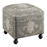 Crestview Collection Accent Stools