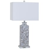 Crestview Collection Table Lamps