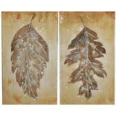 Derasi Canvas Wall Art (Set of 2)