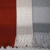 Missing Weave Merino Throw
