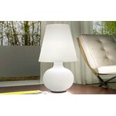 Candy Table Lamp in White
