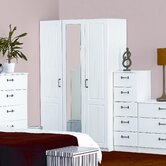 Visualise Century 3 Door Wardrobe
