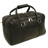 "Traveler 15.5"" Mini Leather Carry-On Duffel"