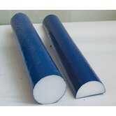 Blue Open Cell Foam Roller