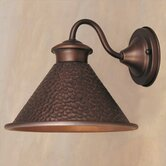 "Dark Sky Essen 9"" Wall Lantern in Antique Copper"