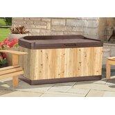 Cedar Deck Box