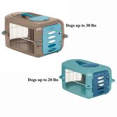 Portable Pet Crate for Small and Medium Dogs