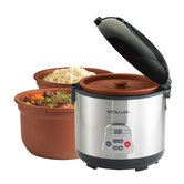 2-in-1 N' Slow Rice Cooker