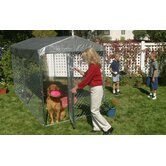 Lucky Dog Yard Guard Box Kennel