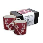 Cherry Ink 2 Mugs Gift Set