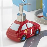 Bambini Race Track Lotion Dispenser