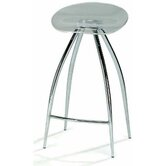 Barstool 112 in Clear
