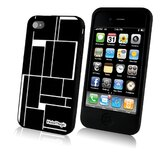 Holomagic iPhone 4 Silicon Case in Black