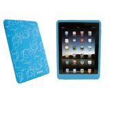 Holomagic iPad Silicon Case in Blue
