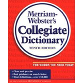 Merriam Websters Dictionary