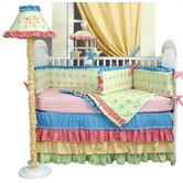 Crib Bedding Collection in Cha Cha Cha