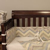 Chevron Crib Bumpers