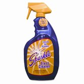 Glass Cleaner 33.8 Oz. Spray Bottle
