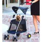 Walk'n Roll Pet Stroller in Blue