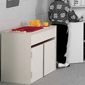 Koala-Tee Play Kitchen Sink and Counter Cabinet Unit