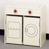 Koala-Tee Play Kitchen Washer / Dryer / Ironing Combo Unit