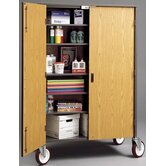 Tracker Rolling Mobile Storage Cabinet