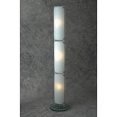 Apex-III Floor Lamp in Polished Chrome