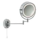 Illuminated Mirrors Swing Arm Light