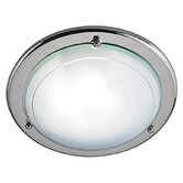 Jupiter Metal Trim Flush Mount