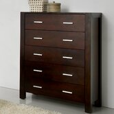 Azara 5 Drawer Chest