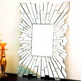 London Rectangle Wall Mirror