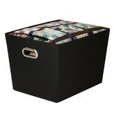 Honey Can Do Decorative Boxes, Bins, Baskets & Buckets