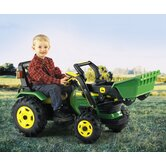 John Deere Loader Ride-On Toy