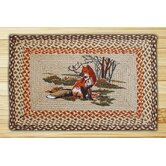 Fox Novelty Rug
