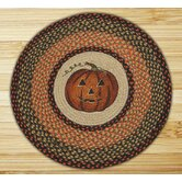 Jack O Lantern Novelty Rug