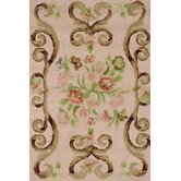 Hooked Siena Rose Rug
