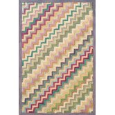 Hooked Steps Rug