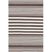 Beckham Charcoal Striped Rug