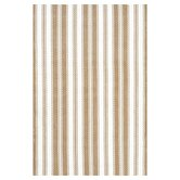 Woven Coastal Living Khaki/White Indoor/Outdoor Rug
