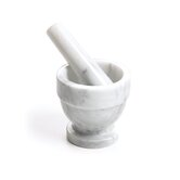 "3"" Marble Mortar and Pestle"