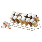 Fox Run Craftsmen Spice Jars & Racks