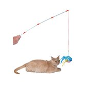 Fishing Pole Cat Toy