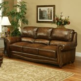 Cambria Leather Sofa