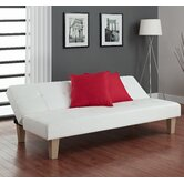 Aria Leather Futon