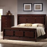 Lona Panel Bed