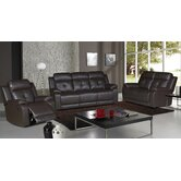 Atlanta Bonded Leather Sofa Set