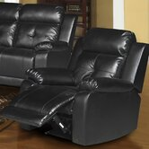 Atlanta Bonded Leather Recliner